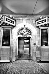 Grand Central Terminal. 115 Track. NY, summer 2013. (Emanuele Barcali) Tags: plaza city shadow vacation bw usa ny newyork black building bus statue museum brooklyn night skyscraper river liberty grey monocromo us newjersey memorial jerseycity day state withe centralpark harlem manhattan library taxi worldtradecenter broadway newyorkpubliclibrary 5thavenue timessquare brooklynbridge figure eastriver jersey guggenheim hudson marines chrysler fifthavenue rockefeller met avenue apollo 5th bigapple metropolitan metropolitanmuseum ellisisland publiclibrary guggenheimmuseum thebigapple blackwithe apollotheater libertystatue metropoli newworldtradecenter neverforgotten avenuegrand oneworldtradecenter centerrockefellerempire buildingempirechrysler evenuelexington centralgrandcentralterminal buildingchryslerstationrailwaypark