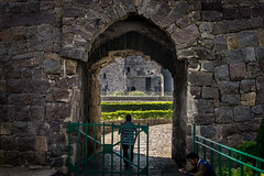 Golconda fort, Hyerabad, India (Raji PV) Tags: door stone gate arch fort granite hyderabad golconda raji philipose rajipv