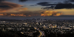 City On Down [EXPLORE #3: 3/24/16] (Wilkof Photography) Tags: california ca city longexposure trees light sunset shadow vacation sky urban mountains nature overgrown leaves rain skyline architecture clouds rural canon buildings dark lens landscape outside lights evening la march countryside town losangeles downtown industrial cityscape view sundown natural cloudy dusk hiking horizon perspective scenic overcast panoramic symmetry foliage explore socal le hollywood nd land downtownla southerncalifornia hazy hillside polarizer cloudcover raincloud cpl cityview ndfilter 27mm neutraldensity 18135mm hollywoodbowloverlook canont4i wilkofphotography