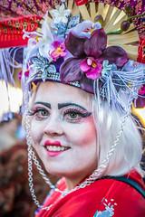 MARDI GRAS 2016  (93 of 189) (The Wamp) Tags: people costume colorful makeup mardigras