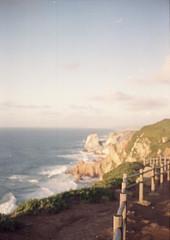 , (the mirror closes the universe) Tags: sunset film analog walking skyfalling pdaserra wardsam551