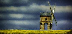 Chesterton Windmill (IAN GARDNER PHOTOGRAPHY) Tags: cloud windmill landscape chesterton hdr warwickshire rapeseed bestcapturesaoi