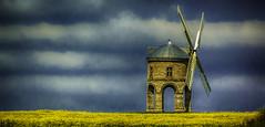 Chesterton Windmill (IAN GARDNER PHOTOGRAPHY) Tags: cloud windmill landscape chesterton hdr warwickshire rapeseed autofocus hdraward bestcapturesaoi