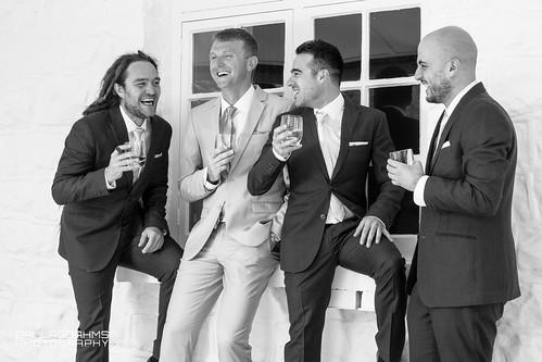 The Groom & His Men