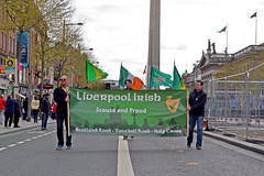 Liverpool Irish (conormatthews) Tags: ireland england dublin irish proud liverpool easter rising year 100 centenary scouse