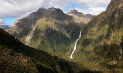 Sutherland Falls (Panorama Paul) Tags: newzealand milfordsound fiordland sutherlandfalls nikkorlenses nikfilters nikond800 wwwpaulbruinscoza paulbruinsphotography