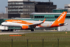 easyJet A320 20th Anniversary livery (Martyn Cartledge / www.aspphotography.net) Tags: 20th 20thanniversary 320 a320 aerodrome aeroplane air airbus aircraft airline airliner airplane airport aspphotography aviation cartledge civilairline civilairliner easyjet flight fly flying gezox jet man manchester martyn plane runway transport wwwaspphotographynet uk asp photography flywinglets