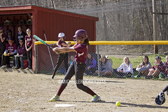 IMG_9235eFB (Kiwibrit - *Michelle*) Tags: school girls game sports team mms maine monmouth softball middle 2016 halldale 042816