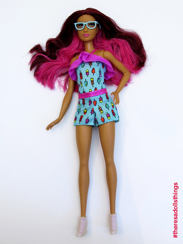 ba545457645 Barbie Fashionistas (17 Ice Cream Romper) DGY60 (2015) - a photo on ...