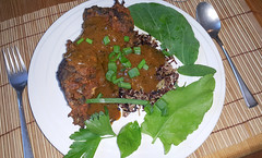 2016-04-25 16.57.38 (Damien_Toman) Tags: new red wild brown black cooking hare rice herbs curry zealand spices nz tandoori