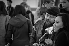 / A gathering of bikers (Abs0lute2010) Tags: people man male leather bike beard asian mirror women friend friendship russia siberia gathering biker vest bandana narrative tomsk