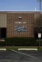 Grant Importing & Distributing Company - Broadview (Landmarks Illinois) Tags: detail brick commerce exterior trade metals broadview proviso