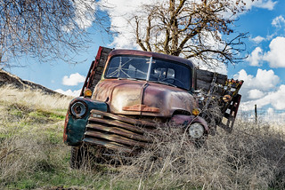 Tough Chevy Truck
