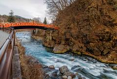 Shinto Bridge of Futarasan Shrine () (tony's pics) Tags: japan nikko  nikk centraljapanspring2016