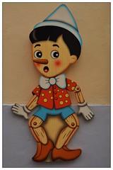 Pinocchio ... (junepurkiss) Tags: italy sicily taormina pinocchio woodentoy