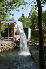 water fall of river cafe bar (Kostas_afesiadhs) Tags: water river relax waterfall kefalari