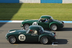 IMG_1114 (Thimp1) Tags: john bob racing mg mga whitmore donington olthof