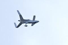 LN-DDD Rutan Aircraft Factory (EX) Defiant (Svein K. Bertheussen) Tags: fly aircraft aviation twin canard defiant rutan luftfart flyging twinenginedaircraft tomotorsfly