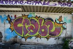 graffiti doel (wojofoto) Tags: abandoned graffiti village belgium belgie dorp doel crabe wolfgangjosten wojofoto