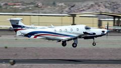 Pilatus PC-12/47E N294NG (ChrisK48) Tags: airplane aircraft pc12 dvt phoenixaz 2011 kdvt phoenixdeervalleyairport pilatuspc1247e n294ng