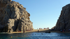 (luciwest) Tags: sea beach water landscape mexico outdoors march cabo pacific landsend bajacalifornia cabosanlucas seaofcortez loscabos gulfofcalifornia 2016 movingpostcard inanotherminute