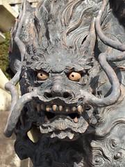 A Dragon at Kiyomizudera, Kyoto, Japan, 5 April 2016 (AndrewDixon2812) Tags: japan kyoto  kansai kiyomizudera  higashiyama