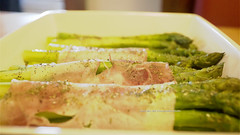 asparagus (mamuangsuk) Tags: ham foodies asparagus prosciutto jambon 6d 1740l asperges pixelmator asparaghi itakephotosofmyfood