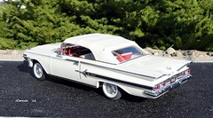 1960 Chevrolet Impala Convertible (JCarnutz) Tags: chevrolet impala 1960 diecast 124scale danburymint
