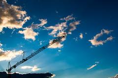 108/366 (greytendo) Tags: blue sky cloud canon outside eos spring nice construction heaven day crane outdoor workinprogress sunny baustelle da 365 constructionsite landschaft kran neuss frhling 500d onephotoeachday 366 365days 366days 365project eos500d canoneos500d 366project 365projekt 366projekt greytendo wiraufdembau