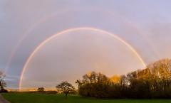 Rainbow (sonja_57) Tags: natur landschaft magicmoments regenbogen