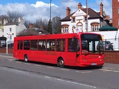 TM Travel 951 Chesterfield (Guy Arab UF) Tags: street new travel bus buses derbyshire east tm dennis dart chesterfield 951 lancs slf wellglade beetwell wellgladegroup yt55tmt