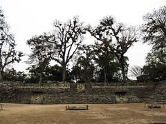 "Copan Ruinas: la Place des Jaguars <a style=""margin-left:10px; font-size:0.8em;"" href=""http://www.flickr.com/photos/127723101@N04/26458719702/"" target=""_blank"">@flickr</a>"