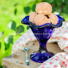 Chocolate Ice Cream in a Blue Bowl (dolphy_tv) Tags: blue summer food brown cold green ice glass coffee grass vintage ball dark dessert outdoors frozen milk cool sweet chocolate background rustic rich cream tasty sunny spoon bowl gourmet delicious biscuit homemade icecream gelato portion dairy cocoa milky bit scoop filling creamy chocolatefudge frozenyogurt chocolateicecream choclolate coffeeicecream fudgeicecream mochaicecream