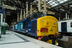 37405 - 1G04 - London Liverpool Street - 30.04.2016(1) (Tom Watson 70013) Tags: street charity tractor london set train liverpool tour diesel rail railway short greater express each services direct anglia drs class37 37405 37419 1g04 1g03