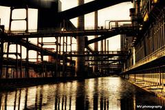 Coke oven plant (HDR) (MV.photography.) Tags: industry essen mine unesco worldheritagesite industrie hdr zollverein zeche zechezollverein coalmine kokerei weltkulturerbe cokeoven worldculturalheritage steinkohlebergwerk cokeovenplant kohlemine coalmineindustrialcomplex coalminingplant
