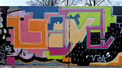 Den Haag Graffiti (Akbar Sim) Tags: holland netherlands graffiti nederland denhaag thehague zuiderpark agga akbarsimonse akbarsim