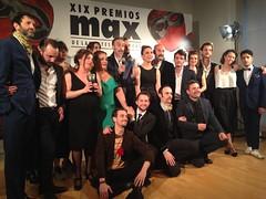 2016-04-25 Gala Premios Max (Algo Diferente Gestin Cultural) Tags: max price de teatro la circo danza ciudad premios piedra oscura malditos danzad artesescnicas teatroinfantil pinoxxio
