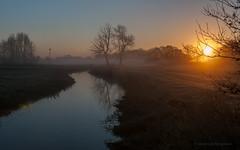 commuters D tour (sendepause @ vanderlaan.fotografeert) Tags: sunrise commuting zonsopkomst dtour woonwerkverkeer loonerdiepje 201604018183