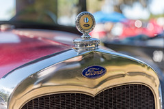 Old Ford 2 Sun'n Fun 2016 (Abraham Schoenig) Tags: world sun classic ford airplane fun nikon day florida outdoor aircraft n vehicle fl rise tamron lakeland sunn 2016 200500mm d810