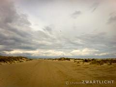 Beach on Ameland (uiltje) Tags: sky beach clouds strand waddenzee landscape waddeneiland wolken ameland lucht landschap iphonegraphy