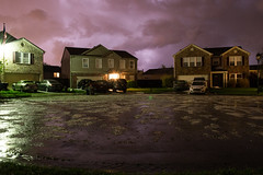 Images from last night's thunderstorm in Indianapolis (Eric Dockter) Tags: storm weather hail night indianapolis indiana neighborhood thunderstorm tofb
