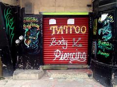 Belize City - Tattoo II (The Popular Consciousness) Tags: belize belizecity centralamerica