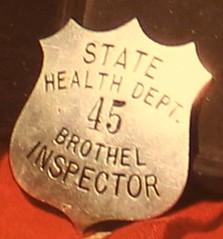 Brothel Inspector (Bjrn Steiner) Tags: museum inspector brothel egholm
