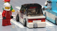 "Drift Car ""Drift Cat"" (Tamotsu_4WLC) Tags: car lego jdm drift stance 4wlc"