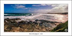 Soldiers Beach (John_Armytage) Tags: panorama pano australia panoramic nsw centralcoast norahhead soldiersbeach johnarmytage