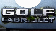 VW Golf I Cabriolet (vwcorrado89) Tags: rabbit abandoned vw golf volkswagen 1 rust rusty cabrio cabriolet karmann i