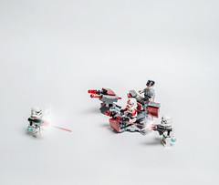 Stormtroopers always miss :) (tekmon) Tags: death star starwars stormtroopers stormtrooper wars deathstar sturmtruppen todesstern