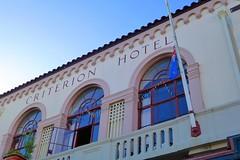 Criterion Hotel - Napier (gec21) Tags: newzealand panasonic nz artdeco napier hawkesbay 2015 dmctz20