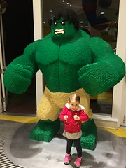 Incredible Hulks (rudyg39) Tags: family lego isla incrediblehulk downtowndisney geego