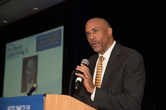 Pedro Noguera at podium.1